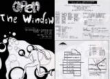 第1回公演 OPEN The Window